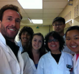 Figure 1. Dr. Lorena M Rios Mendoza With Her Plastic Research Team.