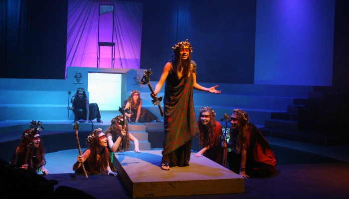 UNCA Theater performance picture