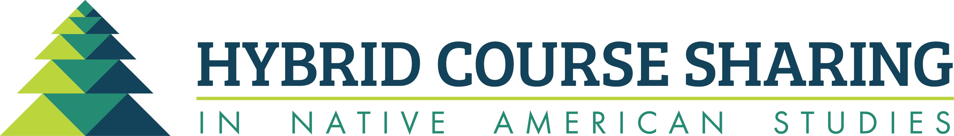 Hybrid Course Sharing logo