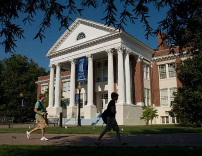 University of Mary Washington   Fredericksburg, VA