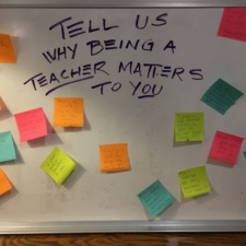 Preparing the Next Generation of Educators